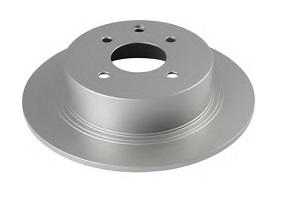 BRO62388                                 - TIIDA (C11X) 07-/ TIIDA  (SC11X) 06-/CUBE (Z12) 06-                                 - Brake Rotor                                 ....160677