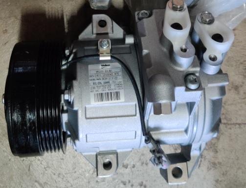 ACC62500                                  - GRAND ESCUDO 05-                                  - A/C Compressor                                 ....160801