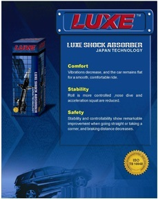 LUXE62753(EN)                                 - 必须卷在 S#67181上,并用报纸包住。  LUXE SHOCK 推广纸                                 - LUXE Shock                                 ....161094