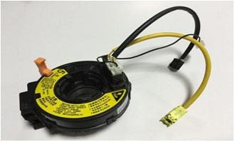 ACS63730                                  - F3 (HIGH)                                  - Airbag clock spring                                 ....162615