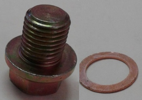 OPG64555 - 12X1.25 WITH WASHER ............163753
