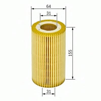 OIF65059                                  - 3 98-05                                  - Oil Filter                                 ....164398