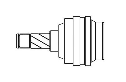 CVJ65627                                  - CORSA                                   - CV Joint                                 ....165144
