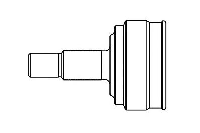 CVJ65630                                  - CIELO 95-02 CORSA                                  - CV Joint                                 ....165147
