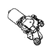 WAP68116                                 - NV200 2015-M20  HR16DE  JAPAN                                  - Windshield Washer Pump/Motor                                 ....168085