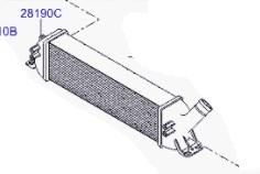 INC68866                                  - H1 08-17                                  - Intercooler                                 ....169130
