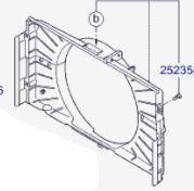 FAS68871                                  - H1 STAREX 08-11                                  - Fan Shroud                                 ....169135