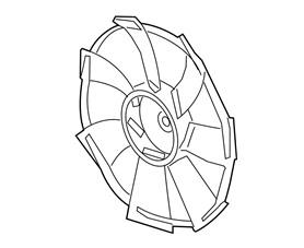 RFB68917                                  - CIVIC FC1 FC2 L15B K20C2 2016-2018                                  - Radiator Fan Blade                                 ....169187