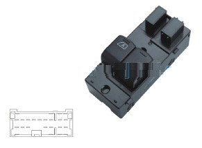PWS71326(LHD)                                 - NV200                                 - Power Window Regulator                                 ....172252