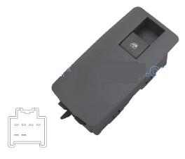 PWS71375                                  - REGAL                                  - Power Window Regulator                                 ....172316