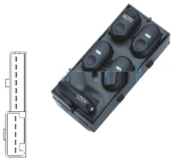 PWS71394                                  -                                   - Power Window Regulator                                 ....172335