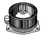 BLM71395                                  - DMAX/MUX '13-18                                   - Blower Motor                                 ....172336