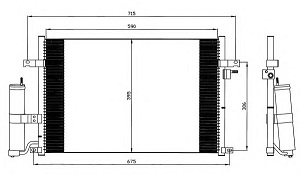 ACD75290                                  - OPTRA(J200) 2003-2010                                   - Condenser                                 ....177200