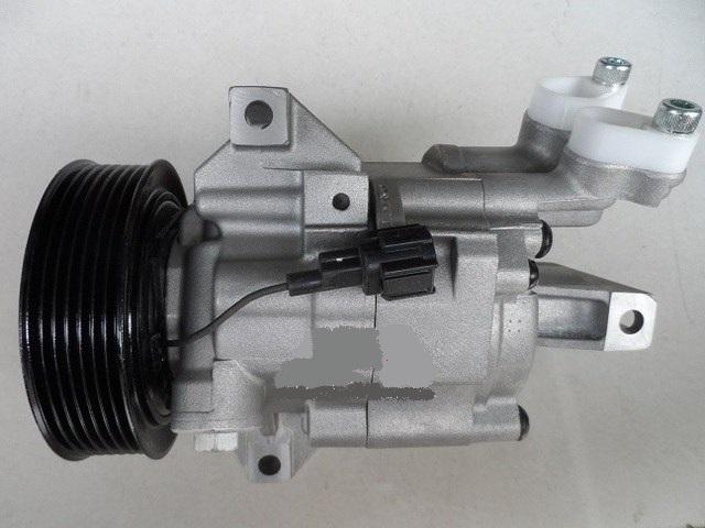 ACC75591(NEW)                                  - [HR15DE]MARCH 05-10,MICRA 05-,NOTE 06-12,TIIDA 07-12                                  - A/C Compressor                                 ....177584