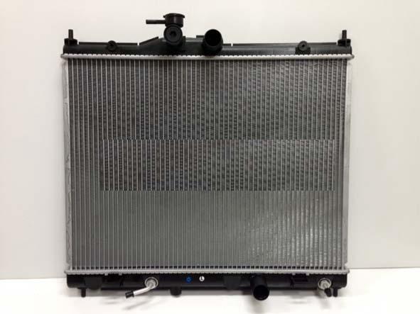 RAD80079(16MM)                                 - HR16DE M20 VN200 2012-2019                                 - Radiator                                 ....183627