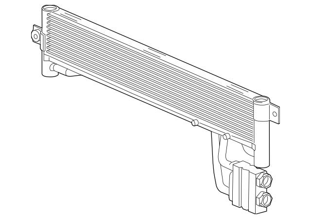 OIC80709                                  - CHEROKEE 14-18                                  - Oil Cooler                                  ....184477