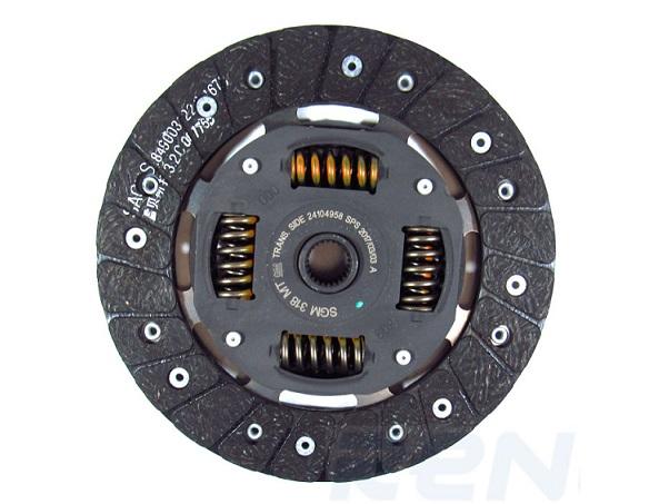 CLD80899                                  - SAIL 15-                                  - Clutch Disc                                 ....184697