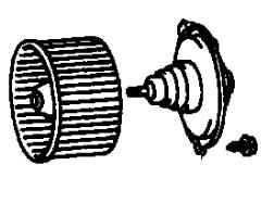 BLM80996                                  - STARLET 96-99 4E-FE/1N                                  - Blower Motor                                 ....184812