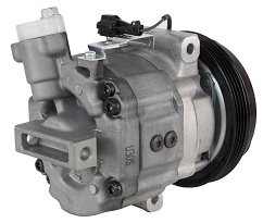 ACC83349(RE)                                  - FORESTER 02-08/ LEGACY 98-03                                  - A/C Compressor                                 ....187832