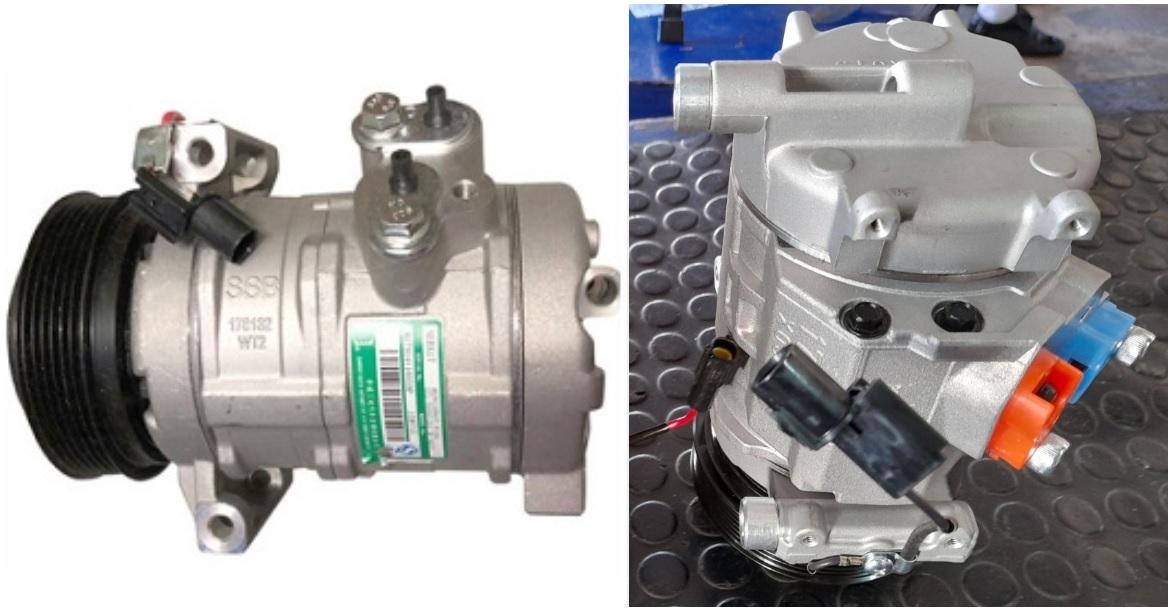ACC83427(RE)                                  - MAXUS V80 2011-2017                                  - A/C Compressor                                 ....187935