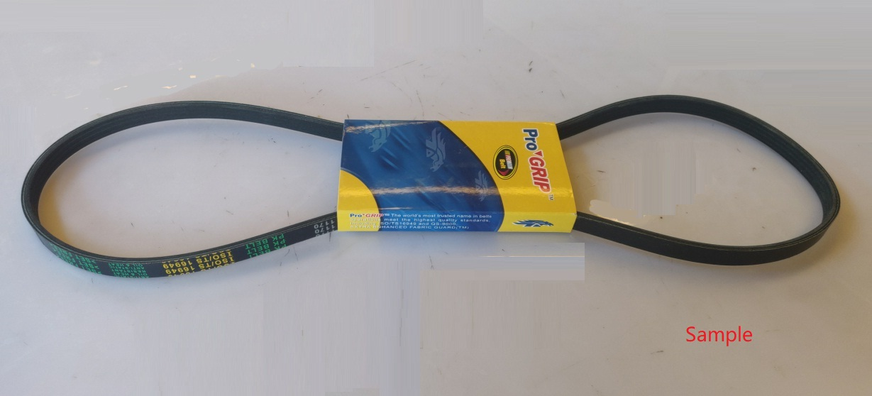 PKT67159                                 - MARK K13 E12 NOTE VERSA HR12                                 - PK Belt Fan belt                                 ....166983